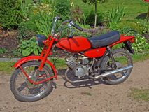 Mini bike 2 Royalty Free Stock Photos