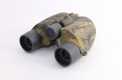 Mini binoculars Royalty Free Stock Photos