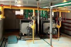 Free Mini Boiler. Stock Images - 22564514