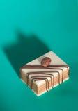 Mini bolo fotografia de stock
