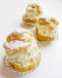Mini bolo da sobremesa Imagens de Stock