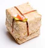 Mini box handicraft Royalty Free Stock Photo