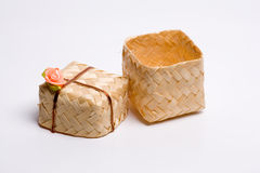 Mini box handicraft Stock Image