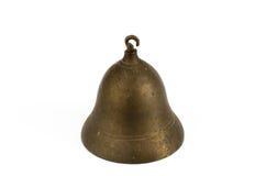 Mini brass bell Stock Image