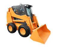 Mini bulldozer Stock Photo
