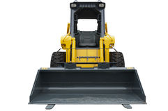 Mini bulldozer Royalty Free Stock Photos