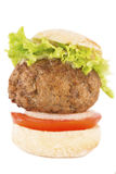 Mini burger Stock Photos