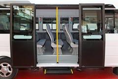 Mini bus Royalty Free Stock Photos