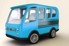 Mini Bus Royalty Free Stock Photography
