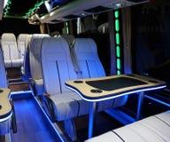 Mini Bus Table immagini stock libere da diritti