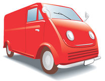 Mini Buss - Model Car. Hobby, collection vector illustration