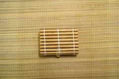 Mini caisse de boîte en bois Image libre de droits