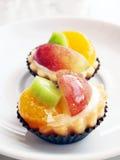 Mini cake Stock Image