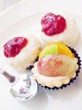 Mini cake Royalty Free Stock Image
