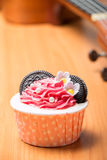 Mini cake Stock Photo