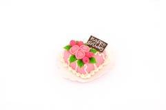 Mini cake model Stock Photography