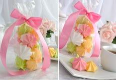 Mini cakes Stock Afbeeldingen