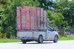 Mini caminhão privado para o fruite Imagem de Stock Royalty Free