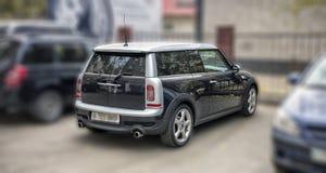 Mini Car Fotografia de Stock