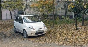 Mini Car Foto de Stock Royalty Free