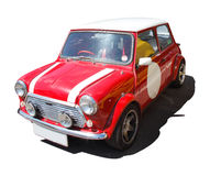 Mini car Royalty Free Stock Photos