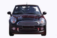 Mini car Stock Photography