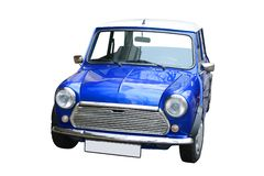 Mini car Stock Image