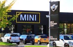MINI Car Dealership Stock Photography