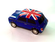 Mini carro 1 Imagem de Stock