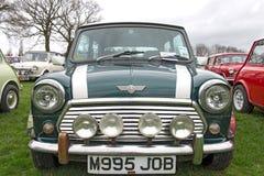Mini carro imagens de stock royalty free