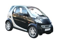 Mini carro Foto de Stock Royalty Free