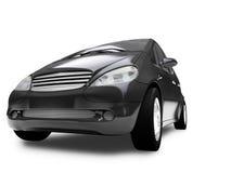 Mini carro View02 frontal ilustração stock