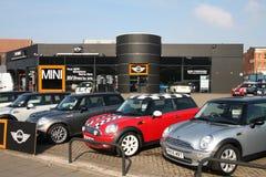 Mini cars Stock Photography