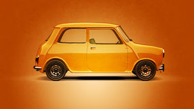 Mini cars collection Stock Photography
