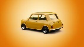 Mini cars collection Stock Photos