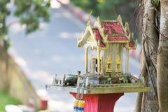 A mini casa do espírito Imagem de Stock Royalty Free