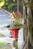 A mini casa do espírito Fotos de Stock Royalty Free