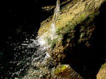 Mini cascada Foto de archivo libre de regalías