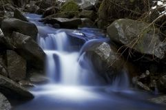 Mini cascata Immagini Stock Libere da Diritti