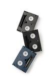 Mini casetes de DV Imagen de archivo libre de regalías