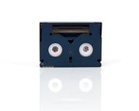 Mini cassetta di DV Fotografia Stock
