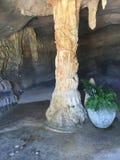 Mini caverna del giardino floreale Fotografia Stock Libera da Diritti