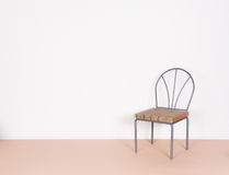 Mini chair, minimalism style Royalty Free Stock Images