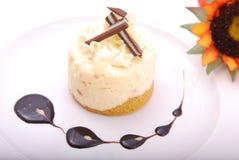 Mini cheesecake Stock Images
