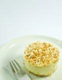 Mini Cheesecake Dessert Stock Photo