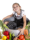 Mini chef Royalty Free Stock Images