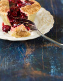 Mini cherry pies. Stock Photography