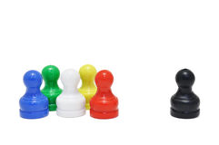 Mini Chess Stock Photography