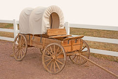Mini Chuckwagon stock foto's