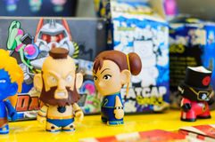 Mini Chun Li Stock Images